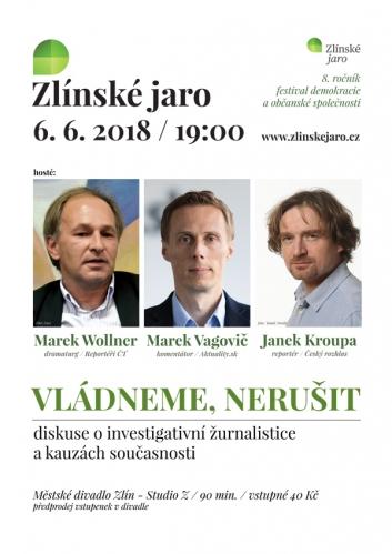 8. ročník, Zlínské jaro 2018: Osudové osmičky