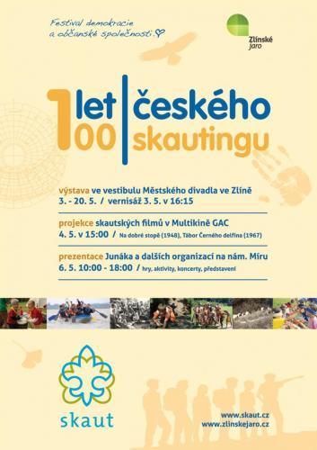 2012: 100 let skautingu