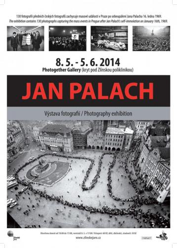 2014: Jan Palach 16. - 25. 1. 1969