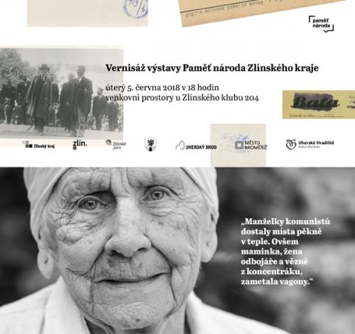 2018: Paměť národa Zlínského kraje